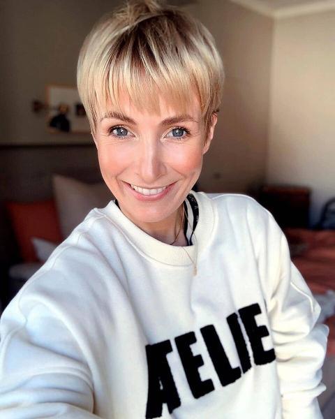 10 крутых идей стрижки пикси для женщин старше 40