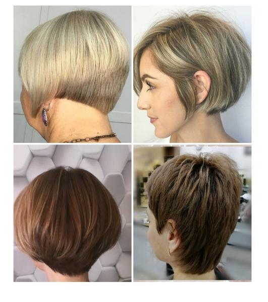 Бывают ли стрижки без филировки волос. Фото стрижек.