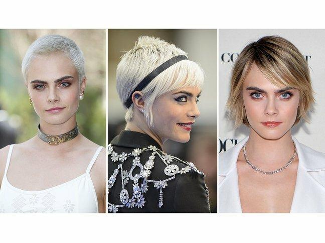 Как звезды отрастили короткие волосы? 6 причесок для перехода