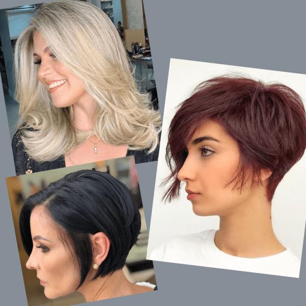 5 типов волос. Какую стрижку выбрать.