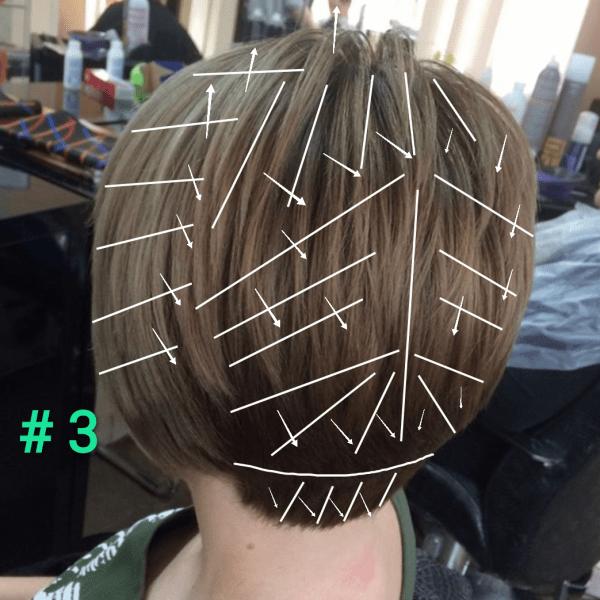 Женские стрижки с иллюзией густых волос. Часть 83