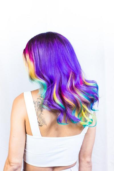 Как сохранить окрашенных волос цвет дома?