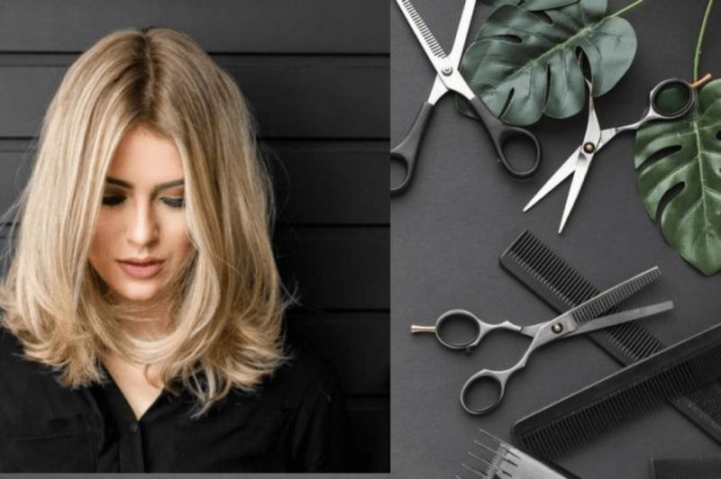Как убрать посеченные концы волос с сохранением длины