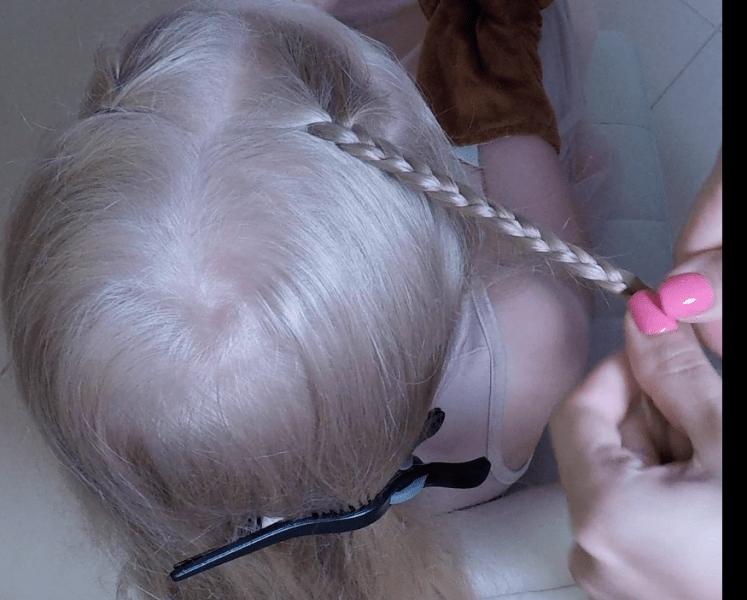 Косички на распущенные волосы. Тренды 2020 в прическах.