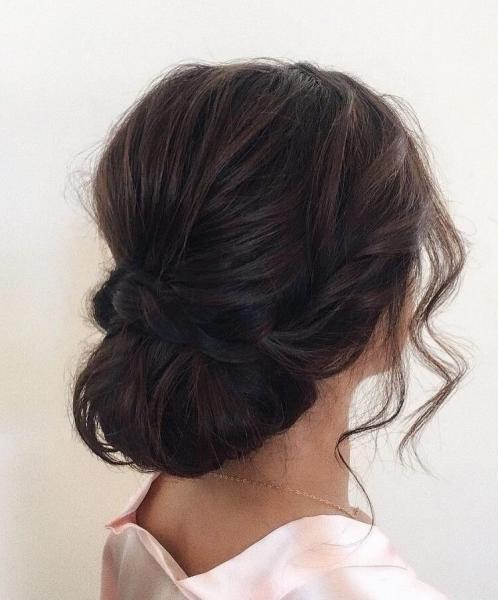 Подготовка волос к причёске