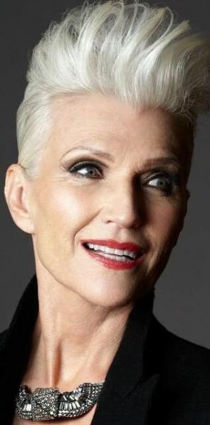 Стильные стрижки для смелых, активных женщин старше 60