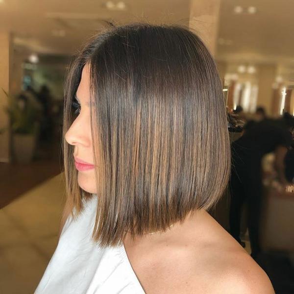 Стрижки для 40 летних женщин с тонкими волосами
