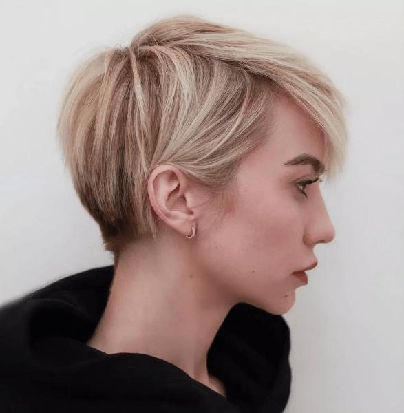 15 лучших коротких стрижек и причесок для тонких волос