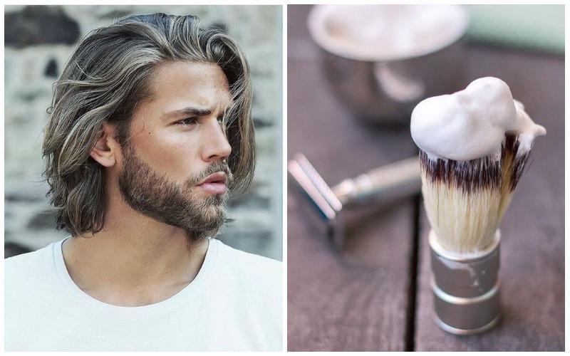 Магазин для мужчин - все для бритья, уходом за волосами и бородой