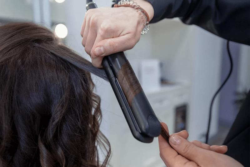 Как работает термозащита для волос