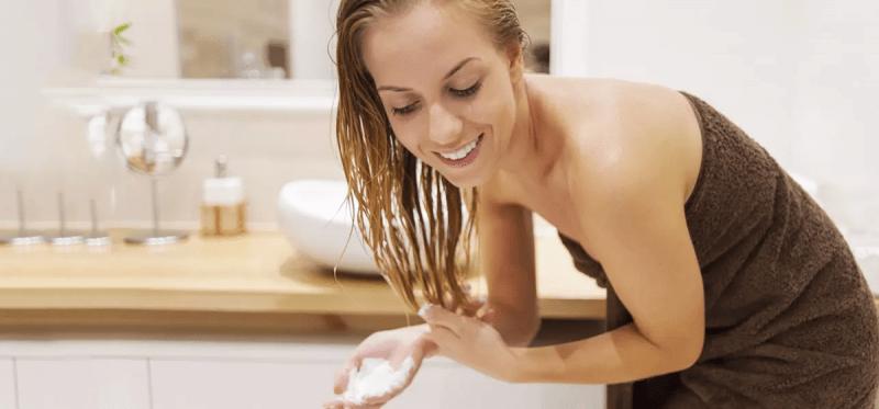 Как удалить неудачный цвет волос с помощью пищевой соды?