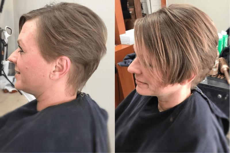 Какие стрижки подходят для очень тонких волос?