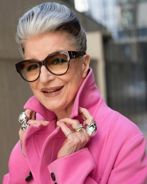 Стрижки для пожилых женщин, которые следят за модой