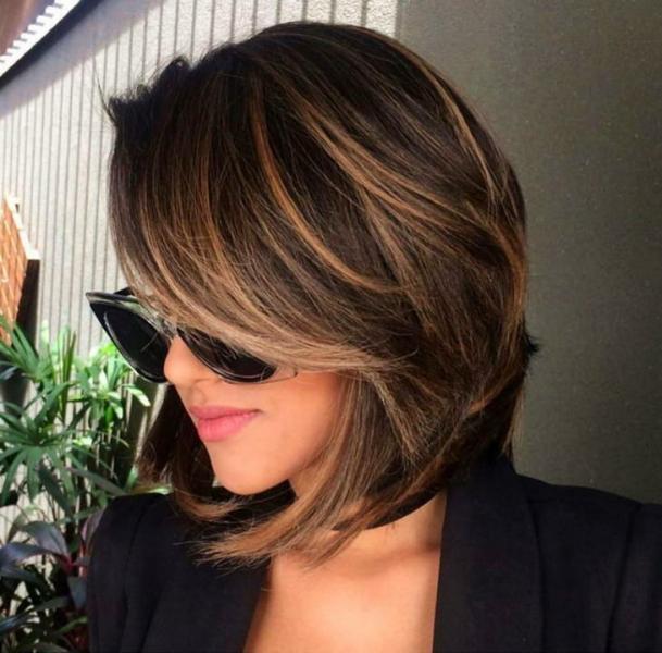 Идеальные стрижки для женщин 40+: подходят даже для тонких волос