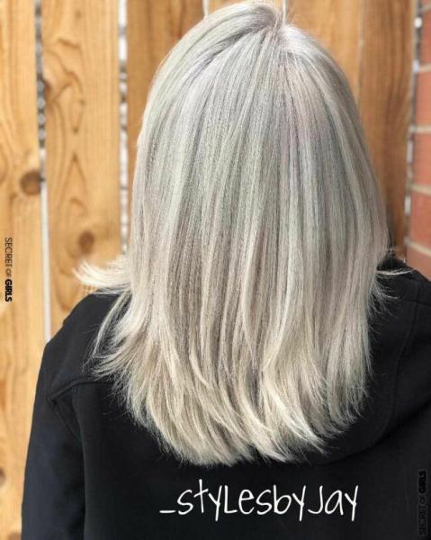 Модное окрашивание 2020 года для блондинок