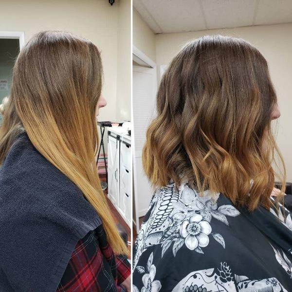 20 крутых преображений: до и после стрижки