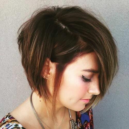20 модных причесок на короткие волосы