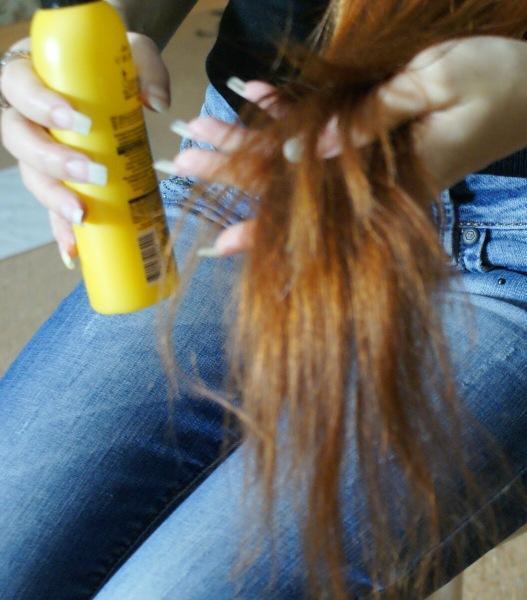 Бытовой шампунь оказался эффективней профессионального. Показываю на своих волосах после применения