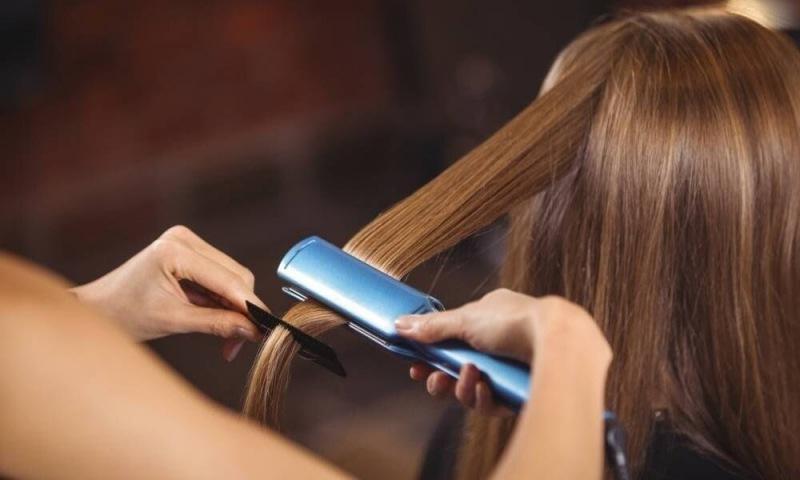 Кератиновое выпрямление волос: что нужно знать