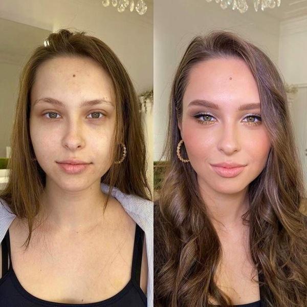 Прическа и макияж меняют все: 20 потрясающих примеров