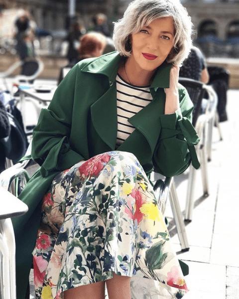 Самые модные стрижки этой зимы образы для женщин 50+