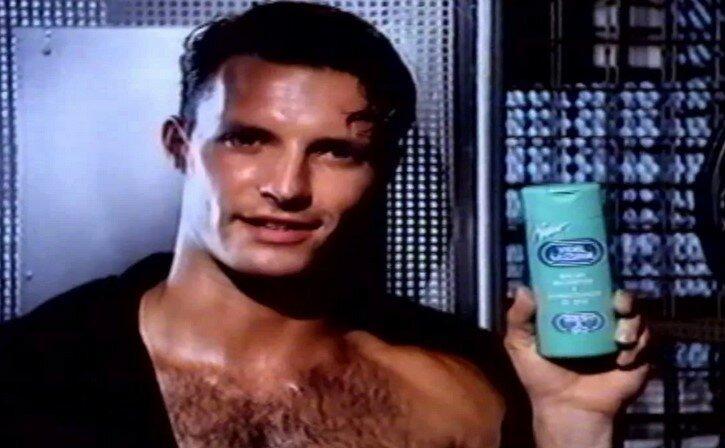 Шампуни 90-х годов. Показываю, чем мы мыли голову в лихие годы