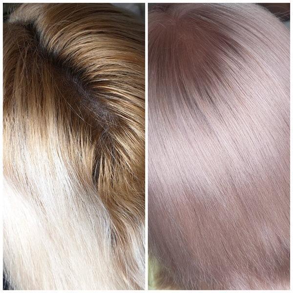 Чем тонировать волосы : краска или бальзам ? Есть ли разница?