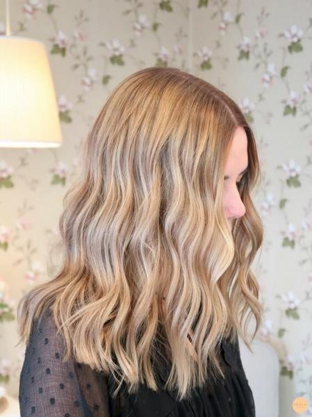15 свежих идей золотого блонда на весну