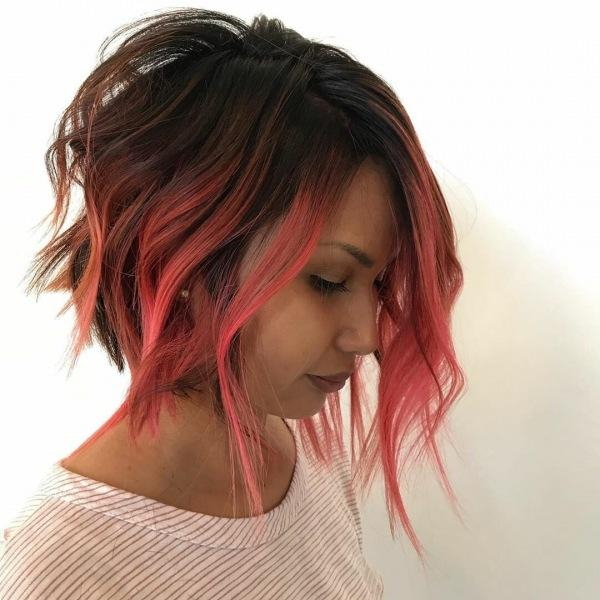 Мелирование на коротких волосах 2021: тренды, идеи и 20 фото