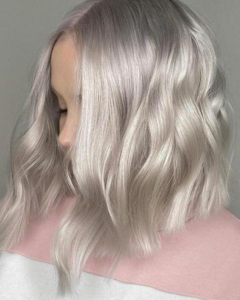 """Нордический блонд: 15 шикарных вариантов для """"светлых голов""""."""