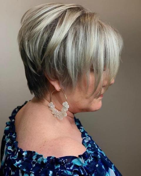 12 потрясающих вариантов окрашивания для возрастных волос
