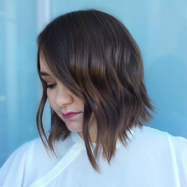15 потрясающе стильных, очень коротких боба для тонких волос