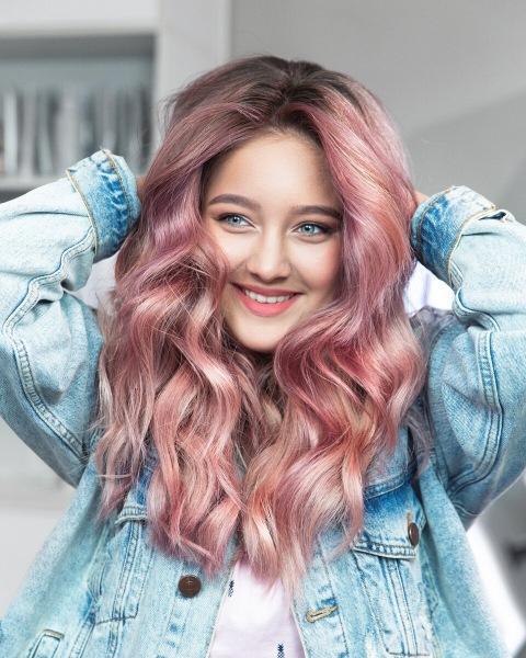 5 мифов об окрашивании волос в яркие цвета