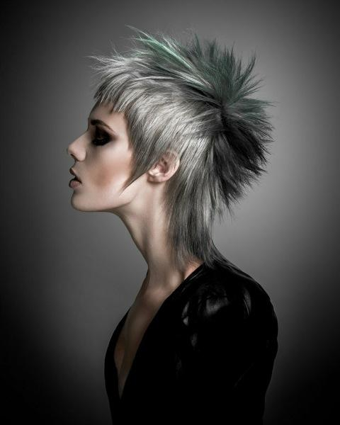 5 модных причесок для коротких волос