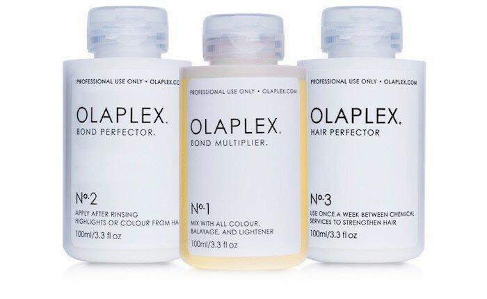 Olaplex-плекс-плекс... Любое окрашивание без повреждения волос