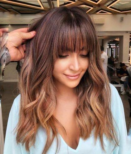 Самые красивые примеры омбре на волосы любой длины и текстуры