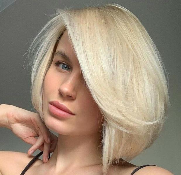 Самые удачные стрижки для очень густых волос