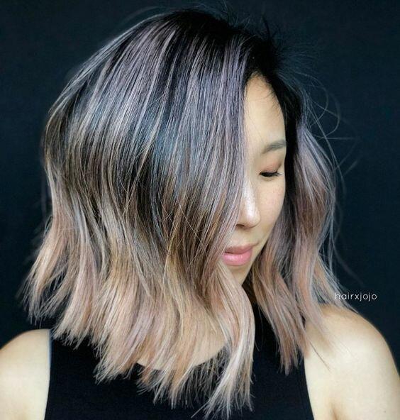 Все по плечу: 10 идеальных вариантов окрашивания на средние волосы