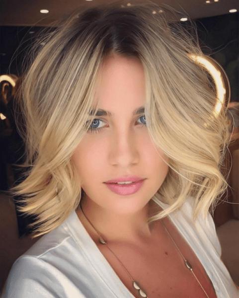 Стрижка боб на тонкие и не густые волосы: 12 идеальных образов
