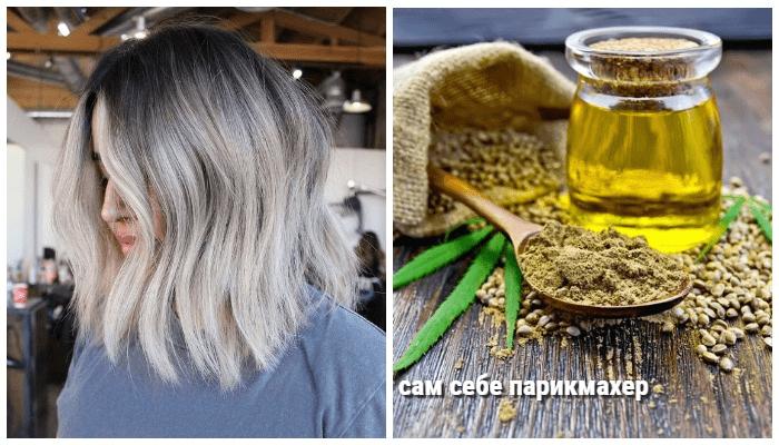 5 масел для волос, о которых вы еще не знали