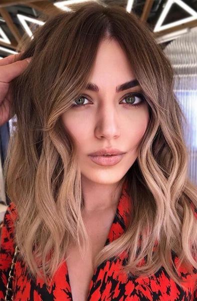 14 эффектных видов омбре для любых волос