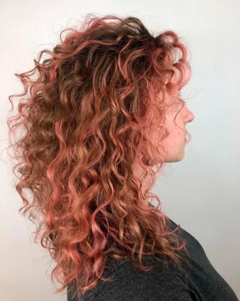 16 самых крутых способов носить мелирование из розового золота под любой цвет волос