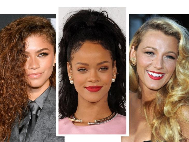 5 лучших причесок для вьющихся волос