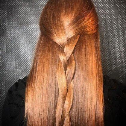 50 оттенков рыжих волос. Какой выбрать цвет?