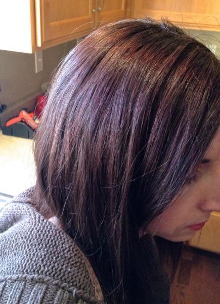 Цвет волос «морозный шоколад»: обзор красок, советы по подбору оттенка волос, фото