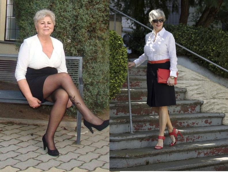 До какого возраста женщине можно носить юбки мини: мнение мужчин и женщин