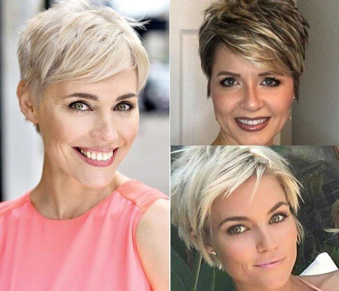 Как подобрать причёску для квадратной формы лица. Подробные советы
