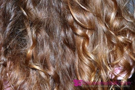 Маска для волос для укрепления и полировки