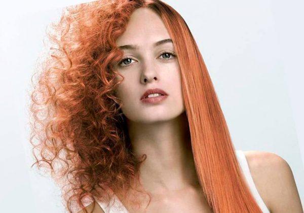 Различные способы выпрямления вьющихся волос