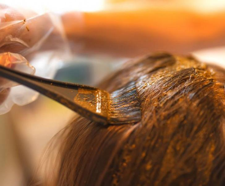 Краска для волос басмой и хной. Правила смешивания и технология окрашивания
